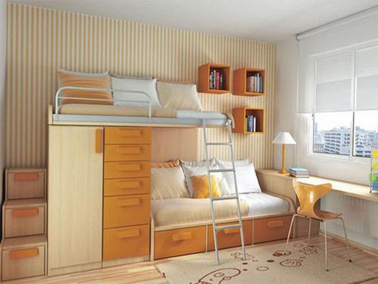 Bedroom Ideas Small Spaces the most brilliant and comfortable teens room ideas for small space Interesting Storage Ideas For Small Bedrooms