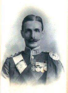 Captain William Gordon VC The Gordon Highlanders 11th July 1900 Leehoehoek South Africa(Boer War)