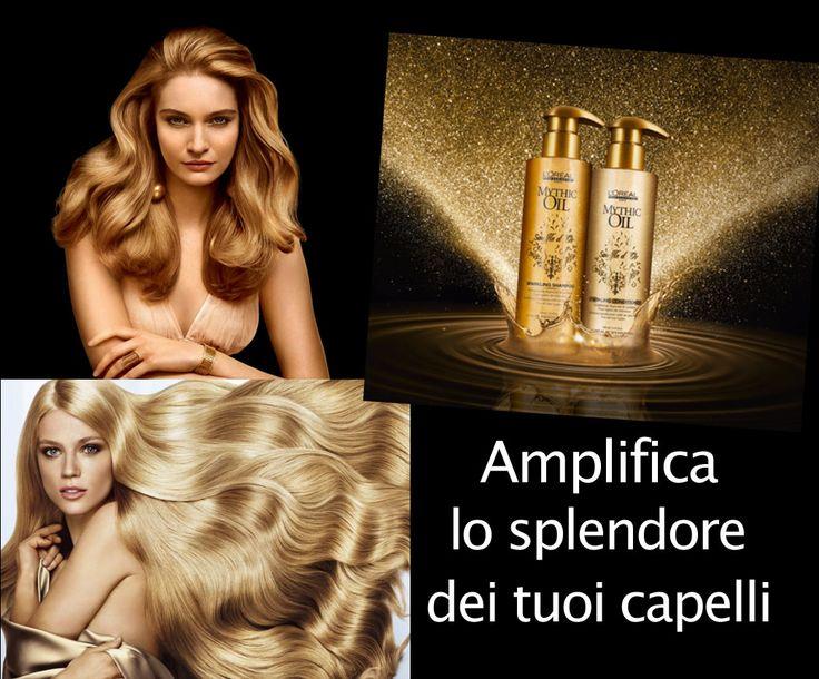 Una carezza purificante di microperle dorate per dei capelli leggeri e scintillanti. Provali subito shop.sereni.net