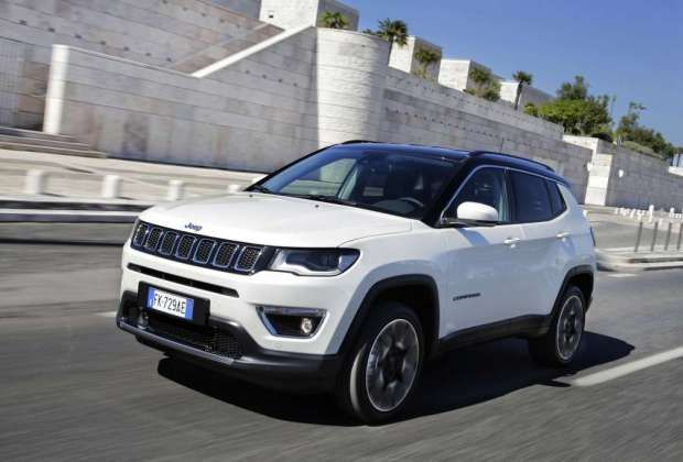 Jeep Compass : le SUV compact #jeep #compass