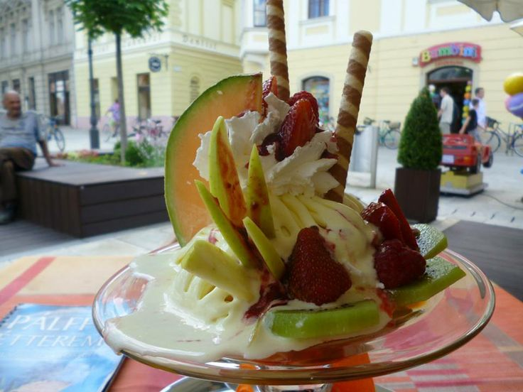 Helado en Budapest- Susana Cresci