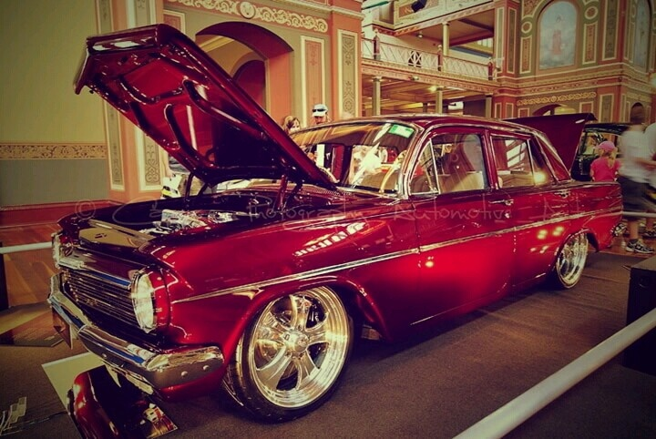 Holden Classic Car - *Candy-LAC Muscle Style