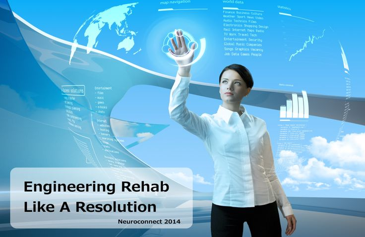 Engineering Rehab Like A Resolution | Rehab is hard. It is hard work; a daily grind. With limited willpower and too often fewer resources to start with it, it behooves us to design the rehabilitation process to maximize the time, energy and willpower our clients have. Rehab can never be effortless but it can be elegant and efficient. || An article we published in the NeuroConnect magazine