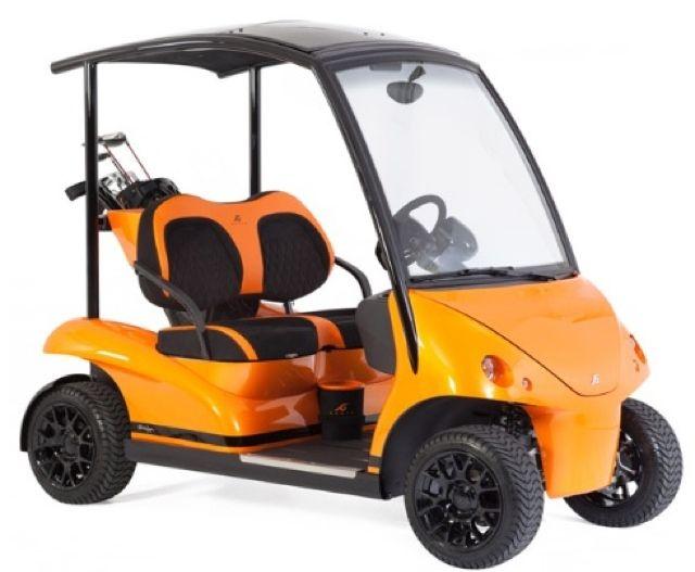 Golf car by Dukati
