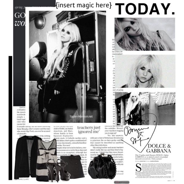 Taylor, created by xiaqilus on Polyvore