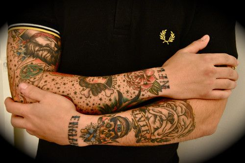 old school hands tattoos michael scofield tattoo design. Black Bedroom Furniture Sets. Home Design Ideas