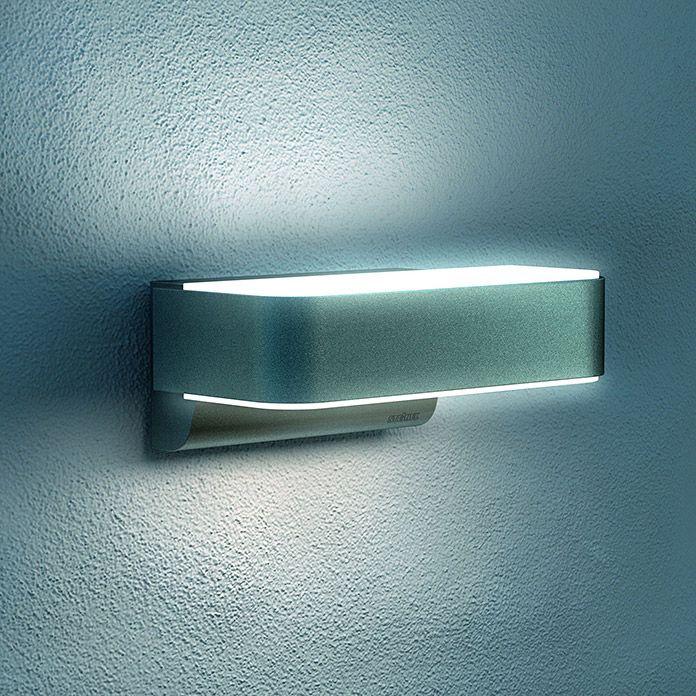 Steinel LED Außenleuchte L 810 iHF Up-/Downlight (Leistung: 12 W, Farbe Gehäuse: Anthrazit, IP44)