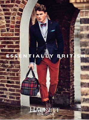 The Essentialist - Fashion Advertising Updated Daily: Hackett London Ad Campaign Fall/Winter 2012/2013