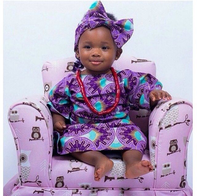 attach foulard g l headwrap african little girl african baby petite fille africaine wax pagne. Black Bedroom Furniture Sets. Home Design Ideas