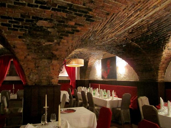 Stiftskeller St Peter The Oldest Restaurant In Europe Dating To 803 I Want To Be Here