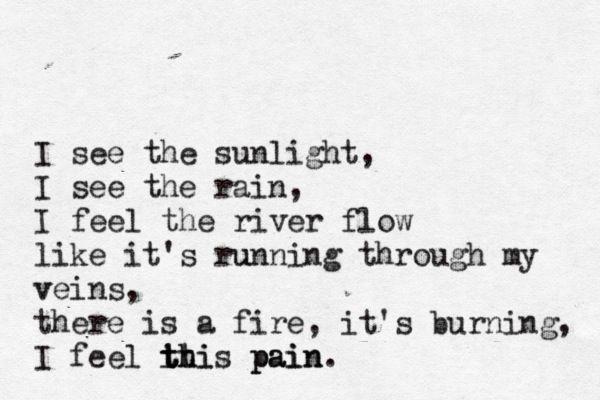 """""""Tumbling Down"""" - Paolo Nutini"""