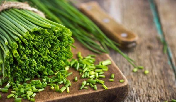 Използваемите части на дивия лук в кулинарията са стръковете и най-вече листата на растението.