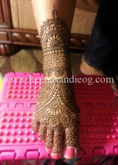 Mehndi Maharani Finalist: Henna SanDiego http://maharaniweddings.com/gallery/photo/27002