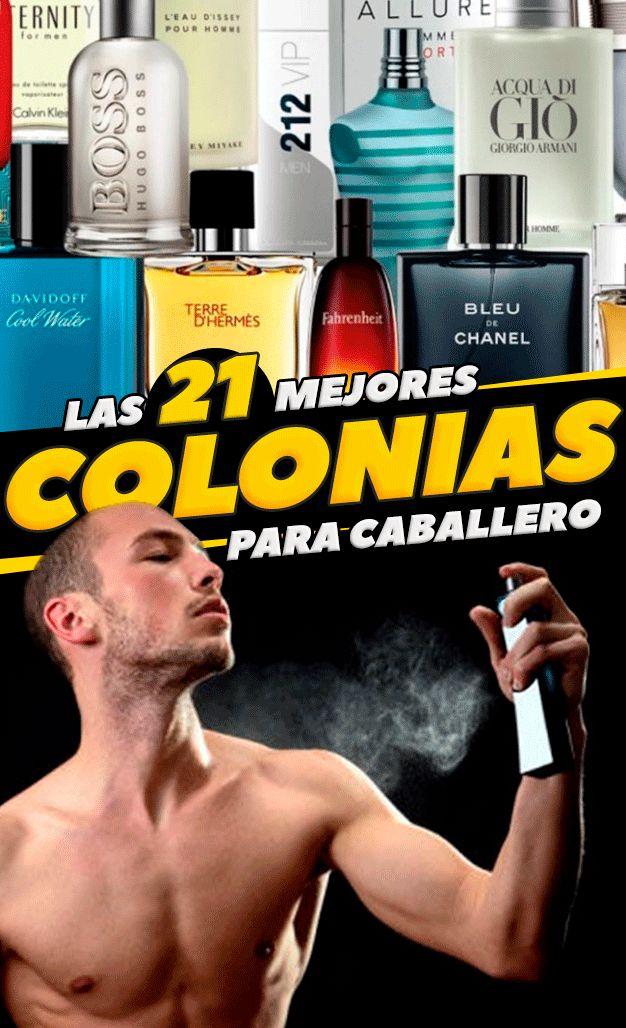 21 perfumes que todo hombre debe usar alguna vez y siempre