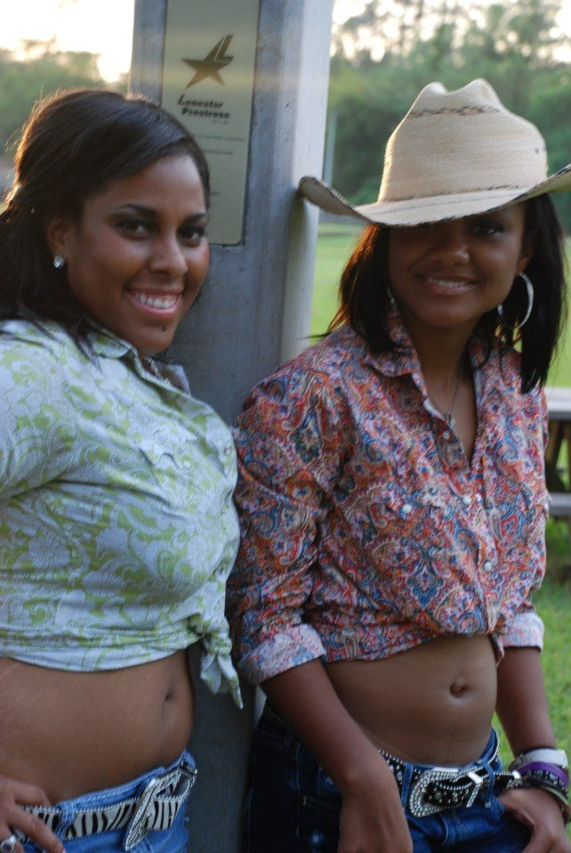 BLACK COWGIRLS
