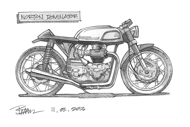 Building your own Café Racer? Cool! Not really know where to start or which steps to take? Check out this Café Racer Building Plan and get a head start!