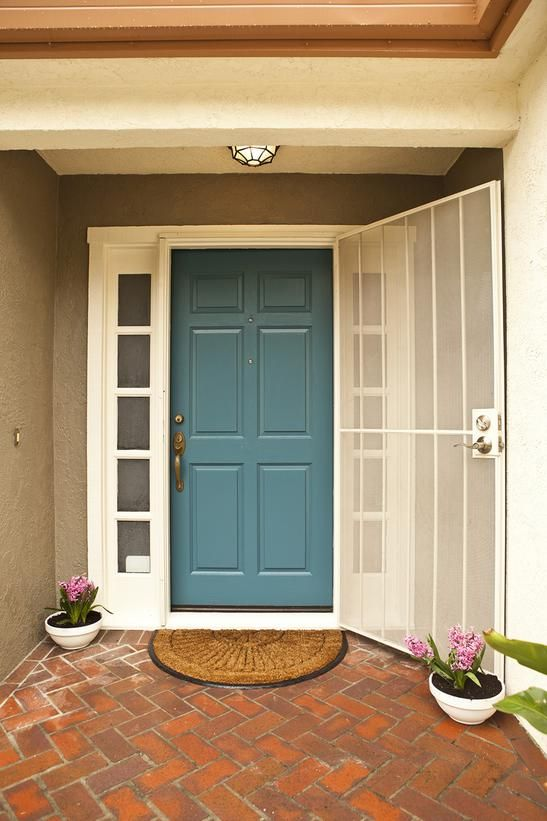 Creating curb appeal before and afters gardens Curb appeal doors