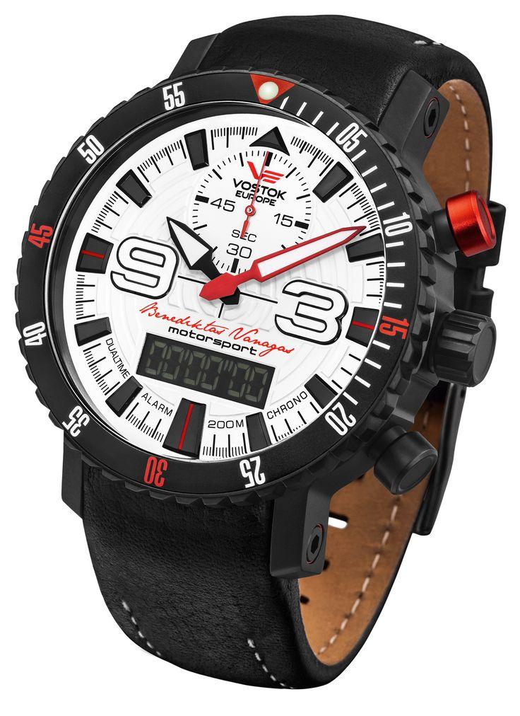 Vostok-Europe Mriya AnaDigi Dakar Watch 9516/5554355