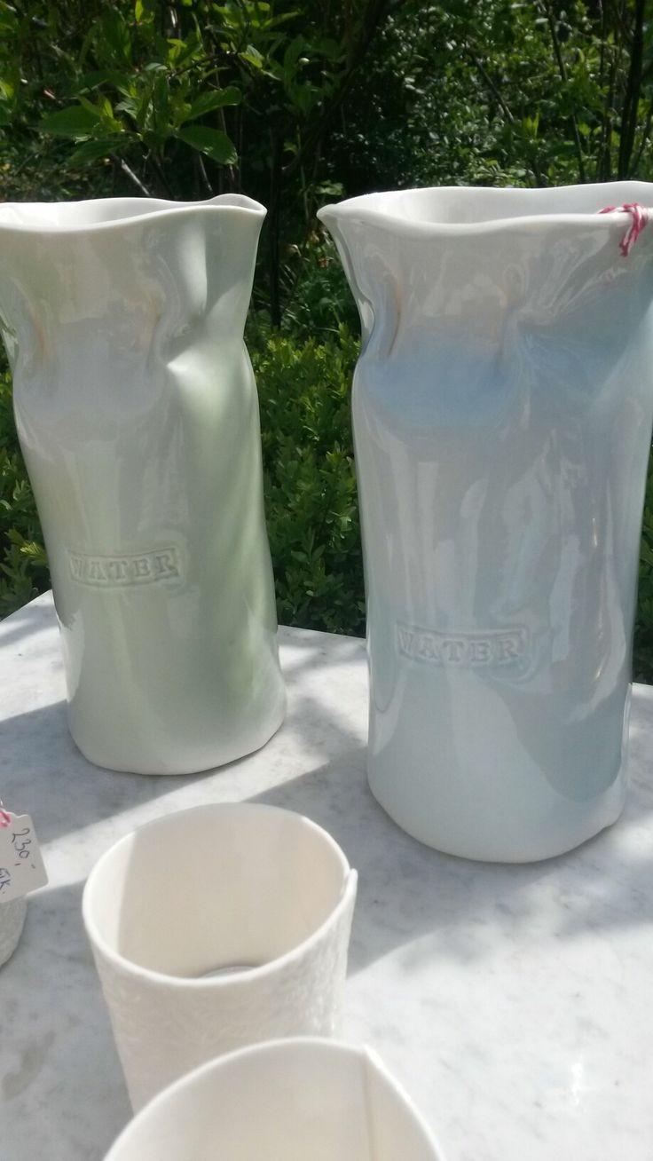 Vandkaraffel KR. 540,- #Keramik&Vintagemøbler