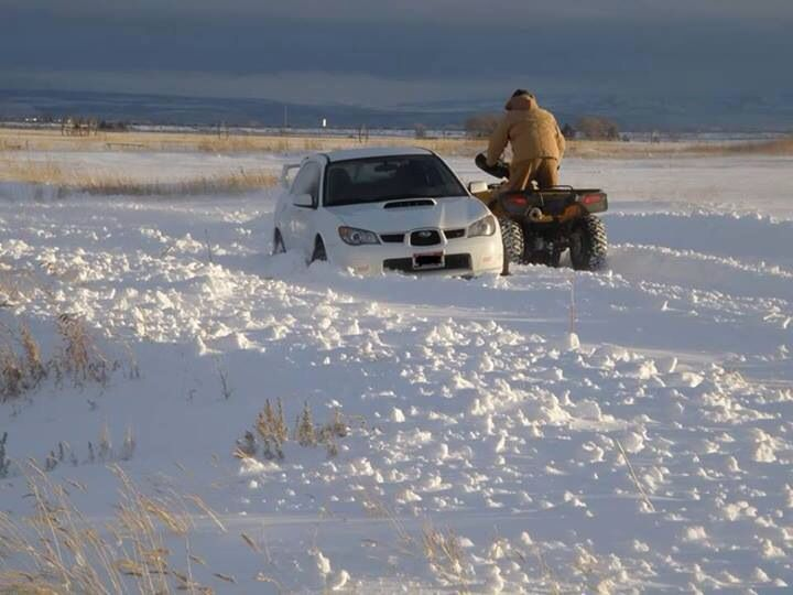 best subaru impreza snow tires