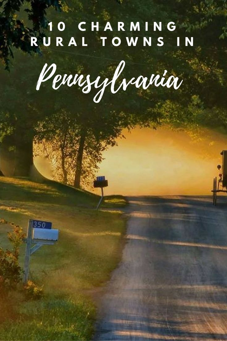 #pa #pennsylvania #smalltowns #travel