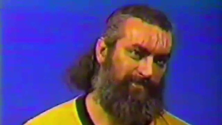 Bruiser Brody shoot interview. What a talented fellow. No exposing the business, but still tells the truth.