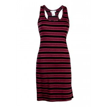 Multi Stripe Racerback Dress $24.99