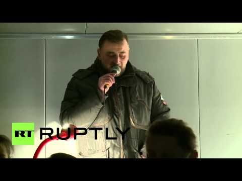 Germany: PEGIDA's Lutz Bachmann back at the helm, targets sharia