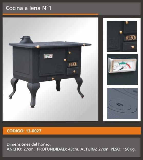 Cocinas economicas a leña:  web: www.filfer.com  cañuelas ruta 205 km 64,5