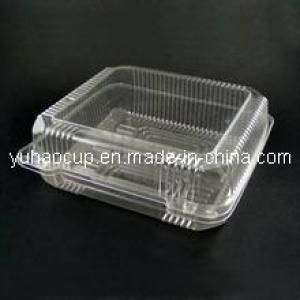 Pet Plastic Disposable Food Container (YHP-032) on Made-in-China.com