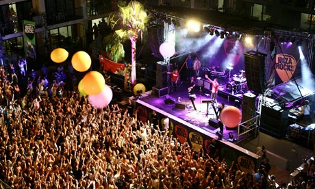 ibiza rocks Will blow your mind this year