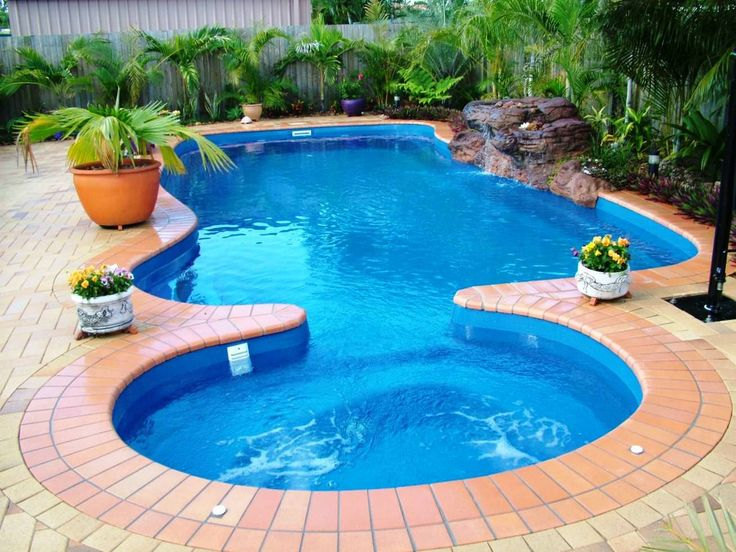 64 Best Pool Images On Pinterest Small Pools Small Swimming Pools And Backyard Ideas
