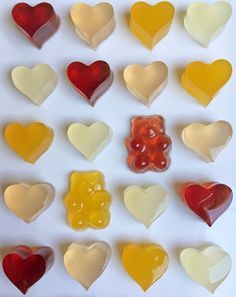 How to Make Gummy Bears at Home