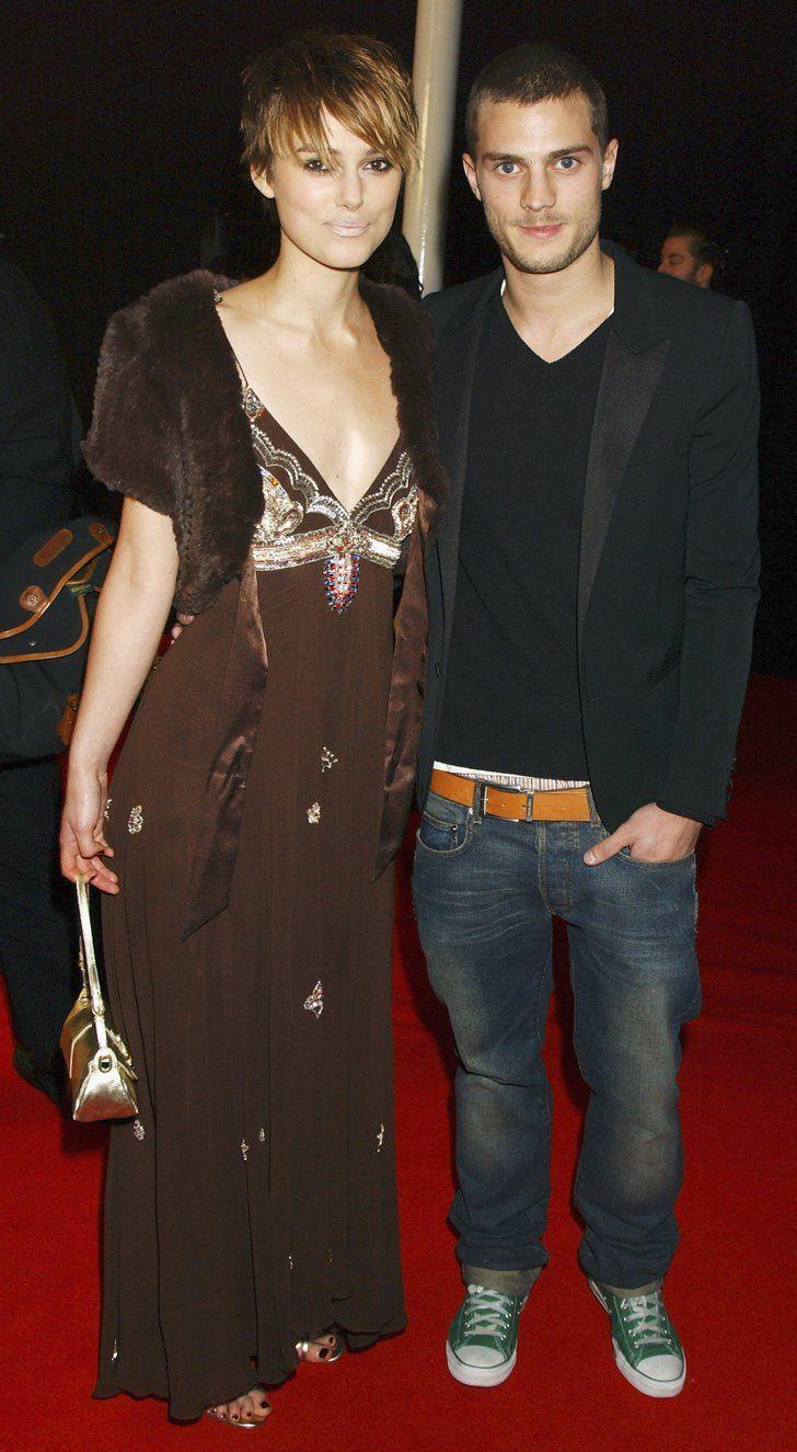 10 Photos of Jamie Dornan When He Was Keira Knightley s Boyfriend