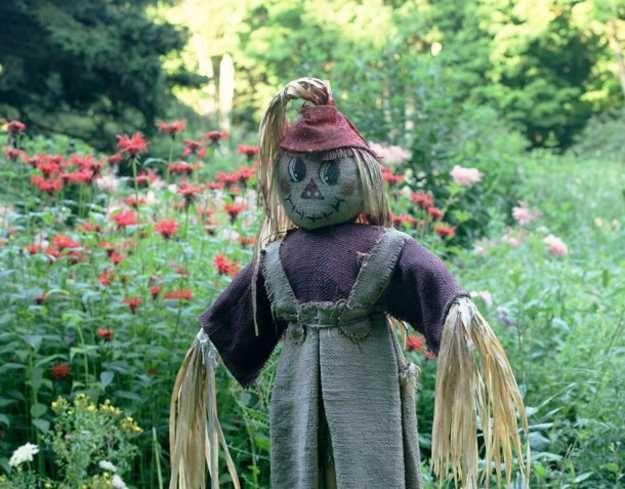 handmade garden decorations