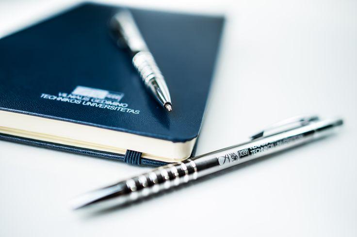 VGTU notebook and pens. #vgtu #style #vgtucollection
