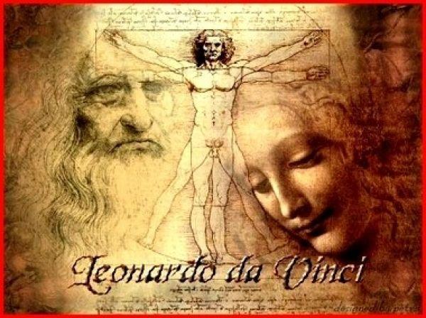 Leonardo da Vinci Écrit par Maxime, 13 ans