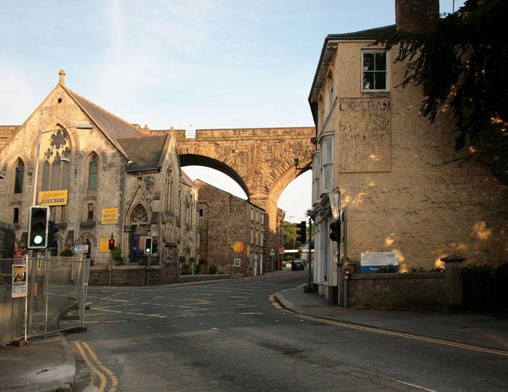 Redruth Viaduct, Redruth, Cornwall