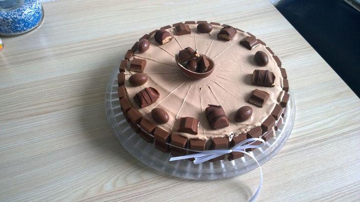 Überraschungsei - Torte lecker und leicht, ein leckeres Rezept aus der Kategorie Torten. Bewertungen: 96. Durchschnitt: Ø 4,5.