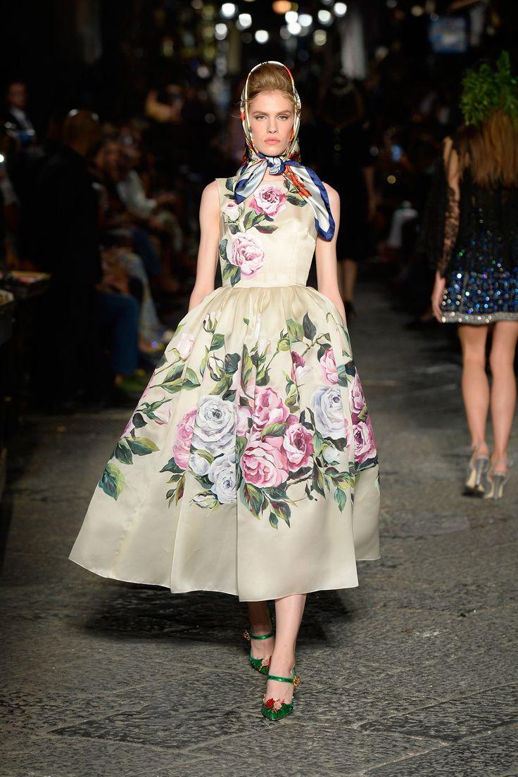 Dolce & Gabbana | Autumn/Winter 2016-17 | Couture | Paris Fashion Week