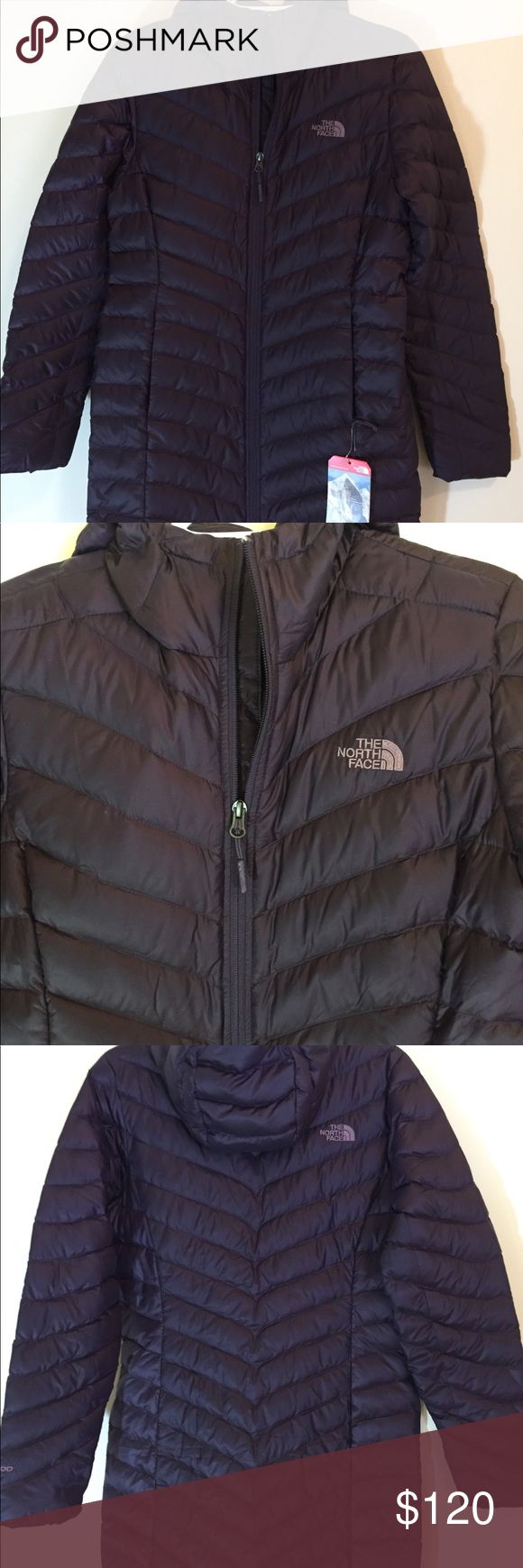 """The North Face Women's Down Parka Jacket Medium The North Face Women's Down Jacket parka. Size medium. Length is 33"""". Chest measures 19"""" across lying flat. Shell is polyester. Insulation is goose down and feathers. New with tags The North Face Jackets & Coats"""