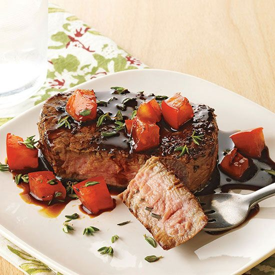 Healthy recipes for two beef tenderloin recipes beef for Romantic dinner for 2 recipes