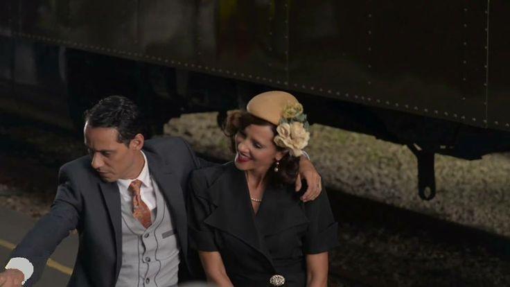 Cuando nos volvamos a encontrar!! Marc Anthony and Paola Turbay