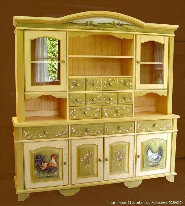 декупаж мебели для кухни: 18 тыс изображений найдено в Яндекс.Картинках