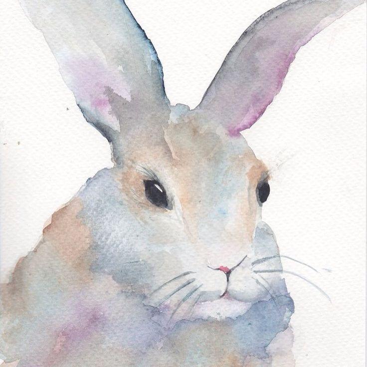 Can't wait to give my little but cozy Christmas surprise  #merrychristmas #cozy #rabbit #cantwait #christmas #watercolor #animal #cute #watchingyou #yejipaints www.yeji-kim.com