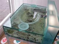 Even Acquarium Sink