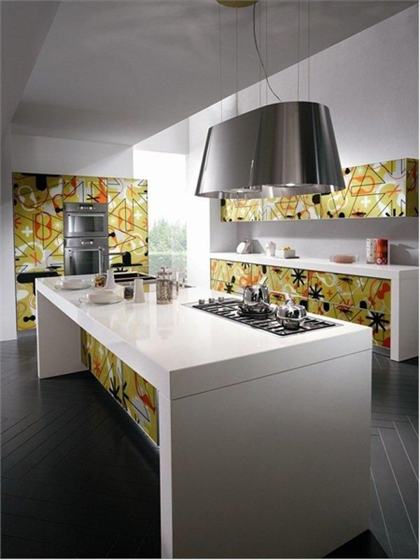 Design kitchen by scavolini