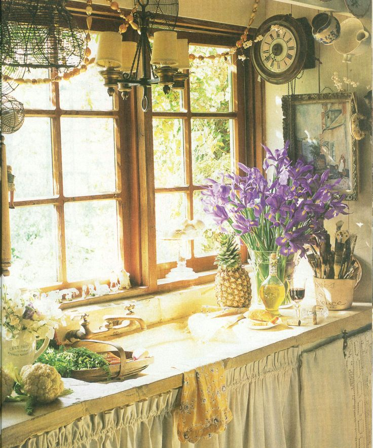 Country Cottage Kitchen Curtains: 25+ Best Ideas About English Cottage Kitchens On Pinterest