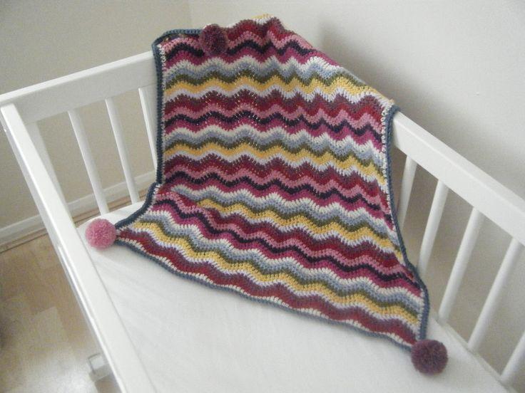 401 besten Crochet: Ripple love Bilder auf Pinterest   Crochet ...