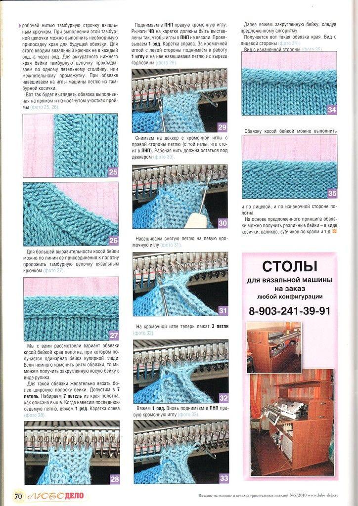 Knitting Machine Tutorial : Best machine knitting images on pinterest